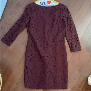 Diane von furstenberg DVF Sarita Flower Lace Dress
